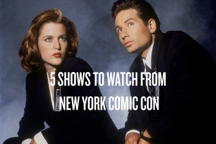 5 Shows to Watch From New York Comic Con