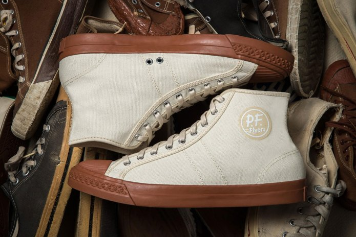 The Brooklyn Circus x PF Flyers Rambler