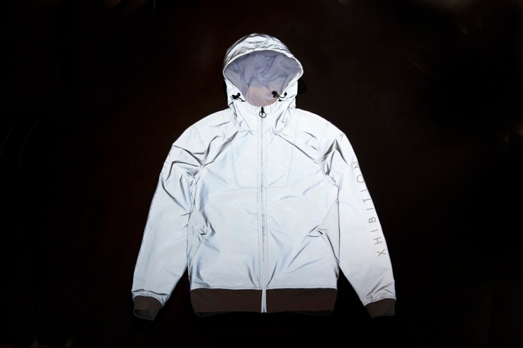"The Hundreds x XHIBITION 2015 Fall ""Cloudstone"" Jacket"