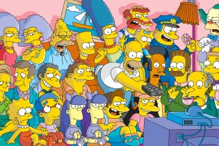All the Steps Involved to Create an Episode of 'The Simpsons'
