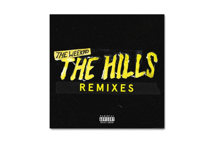 """The Weeknd Drops Two """"The Hills"""" Remixes With Eminem and Nicki Minaj"""
