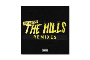 "The Weeknd Drops Two ""The Hills"" Remixes With Eminem and Nicki Minaj"