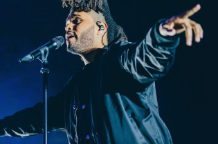 Watch The Weeknd's Live Apple Music Festival Performance