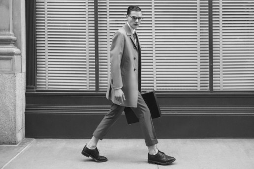 Thom Browne 2015 Fall Eyewear Loobook