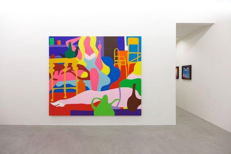 "Todd James ""Fly Like The Wind"" Exhibition @ NANZUKA Gallery"