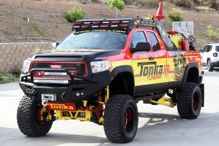 Toy Truck Maker Tonka Dabbles in Adult-Sized Toys With These Monstrous Pickups
