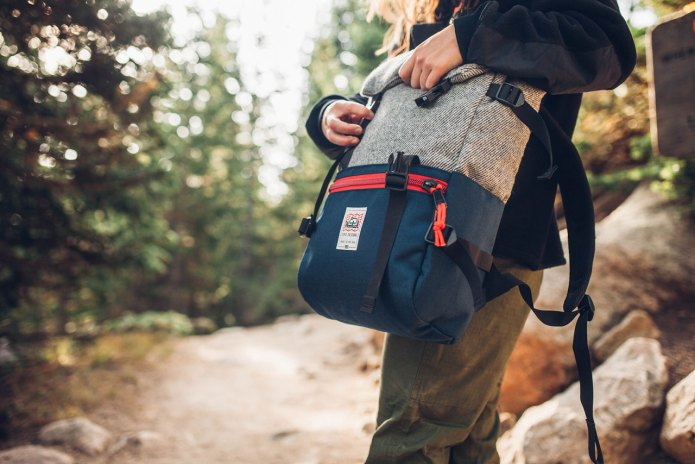 Topo Designs x Woolrich 2015 Fall/Winter Collection