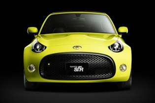 Toyota's S-FR Entry-Level Sportscar Concept Will Make Its Debut at the Tokyo Motor Show