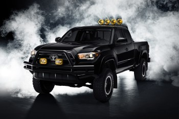 Toyota Tacoma 'Back to the Future' Concept