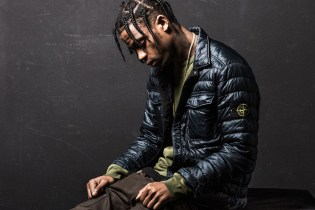 Travi$ Scott Talks Ferguson, Kurt Cobain and Hip-Hop in Paris