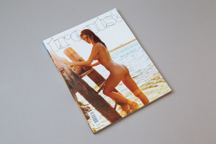 'Treats!' Magazine: Issue 9 (NSFW)