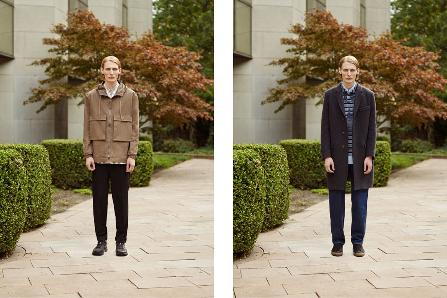 Trés Bien 2015 Fall/Winter Lookbook