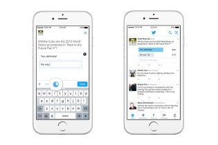 Twitter Introduces Polls
