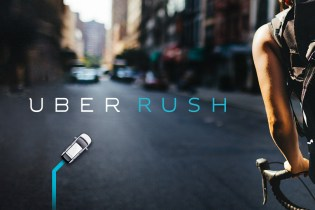 Uber Launches UberRUSH On-Demand Delivery Service