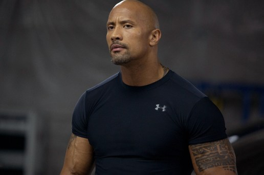 "Dwayne ""The Rock"" Johnson Inks Deal With Under Armour"