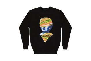 "UNDERCOVER for Dover Street Market ""Burger Shop"" Capsule Collection"