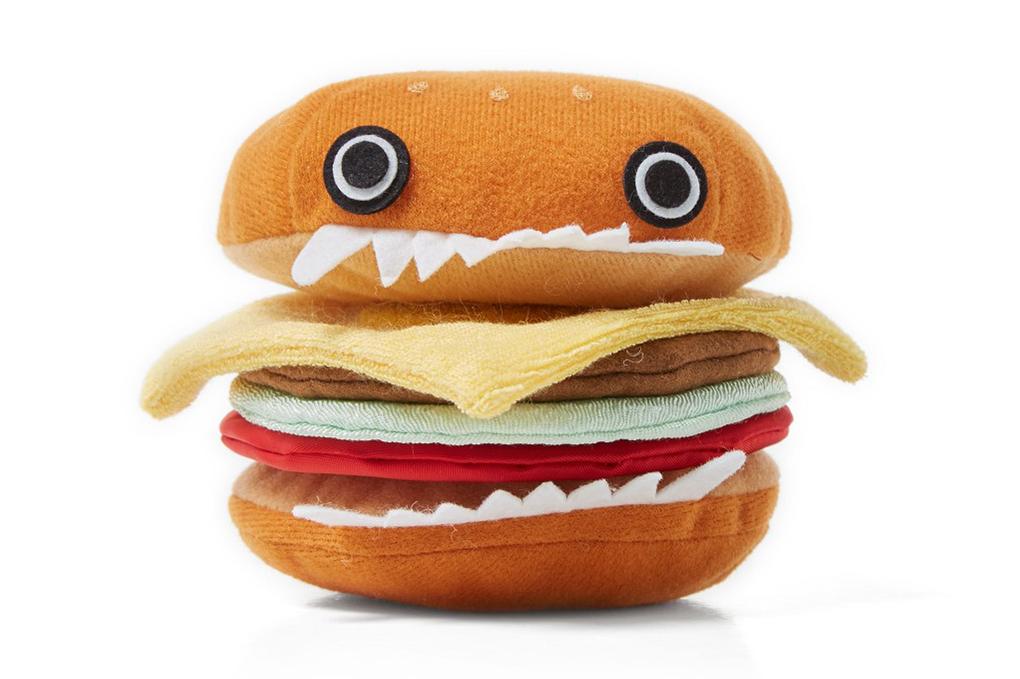 UNDERCOVER Hamburger Soft Toy
