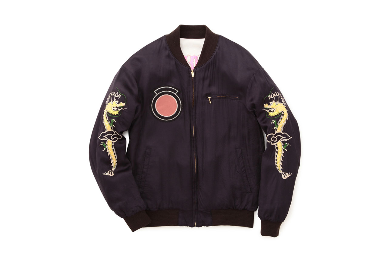 UNITED ARROWS & SONS Souvenir Jacket