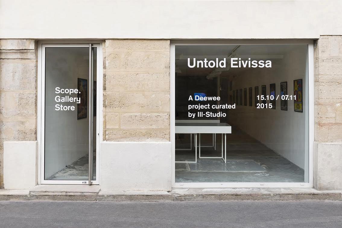 Untold Eivissa Curated by Ill-Studio (NSFW)