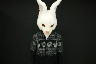 FR2 Nordic Mohair Knit Cardigan Is a Traditional Sweater With a Cheeky Twist