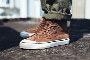 Vans 2015 Fall/Winter Black Ball Hi MTE