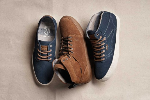 Vans OTW 2015 Winter Craft, Bomber and Crackle Packs