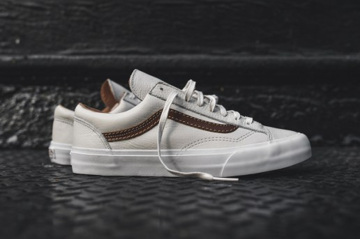 "Vans California ""Winter White"" Pack"