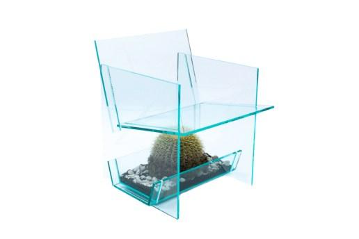 THISLEXIK's Chair Design Puts a Cactus Beneath Your Derriere
