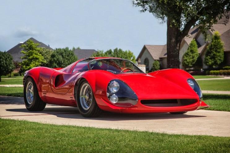 Very Rare, Fully Restored 1967 Ferrari Thomassima II Listing for $9 Million USD