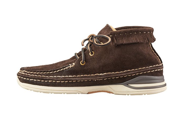 visvim 2015 Fall/Winter VOYAGEUR MOC-FOLK