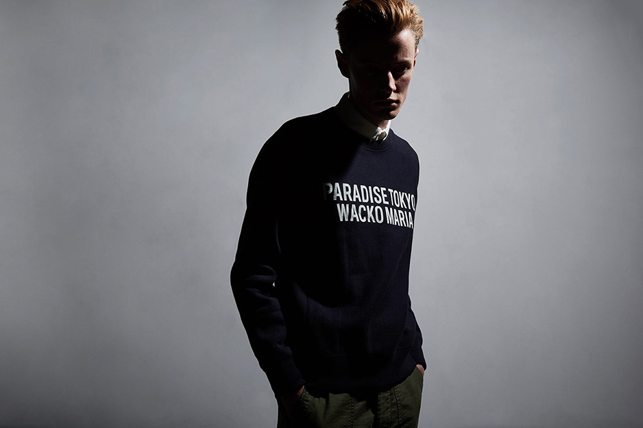Wacko Maria 2015 Fall/Winter Editorial by END.