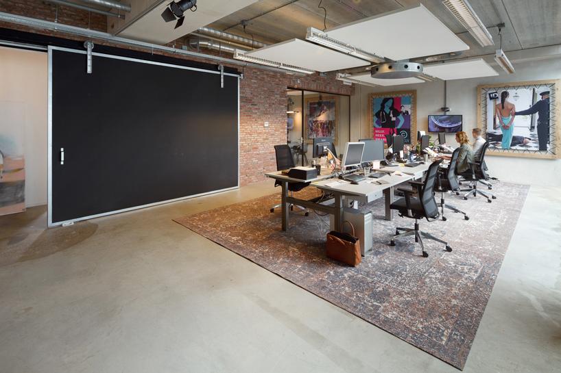 warehouse office amsterdam