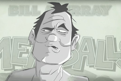 Watch This Animation of a Bill Murray Interview From the '80s