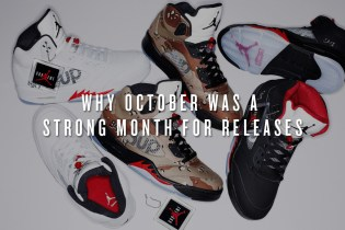 Why October Was a Strong Month For Releases