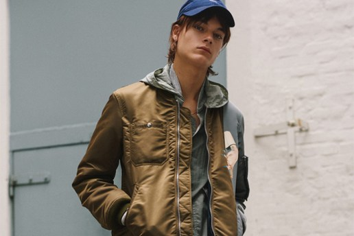 Wood Wood 2015 Fall/Winter Editorial