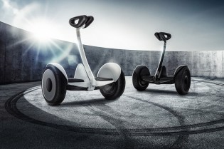 Xiaomi's Ninebot Mini Geared to Make Segways More Accessible