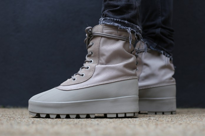 A Closer Look at the Yeezy 950 Boot