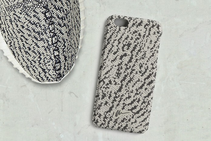 Dress Your iPhone in a Yeezy Boost-Inspired Case