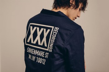"10.Deep 2015 Holiday ""Youth Noise"" Lookbook"