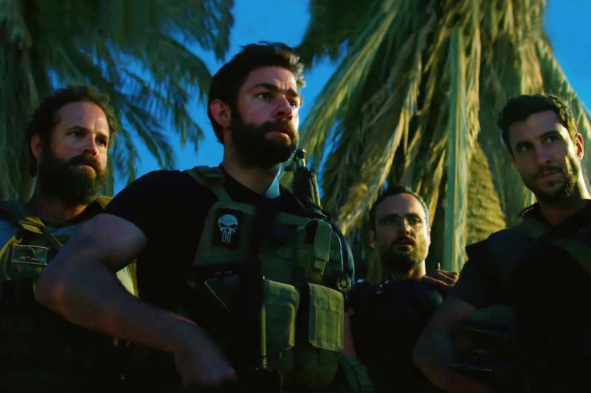 '13 Hours: The Secret Soldiers of Benghazi' Red Band Trailer