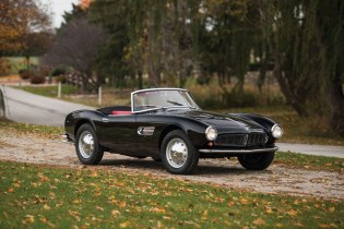 1959 BMW 507 Roadster Series II Is Expected to Auction for $2.6 Million USD