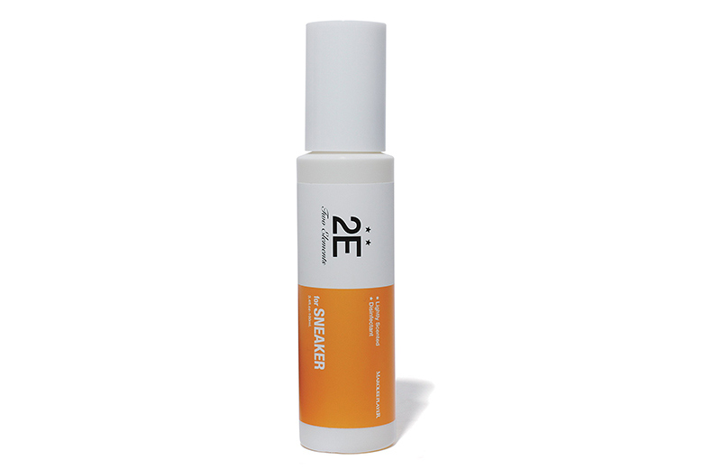 2E for SNEAKER Fragrance & Disinfectant by 'SHOES MASTER'