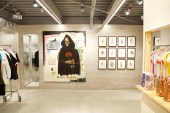 3125C Tokyo Pop-Up Presented by Kazuki Kuraishi and Heather Grey Wall