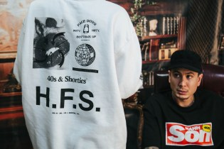 40s & Shorties 2015 Holiday Lookbook