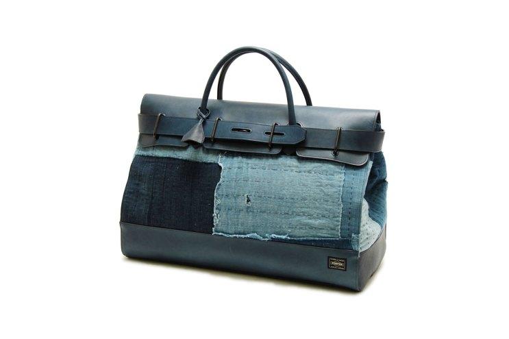 5525gallery x PORTER Boston Bag