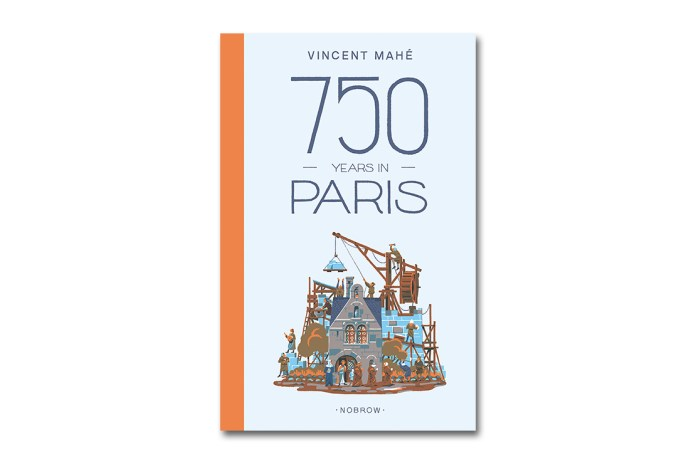 '750 Years in Paris' by Vincent Mahé