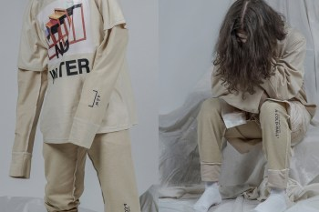 """A-COLD-WALL* 2015 Fall/Winter """"ZERO HOURS"""" Part 2 Lookbook"""