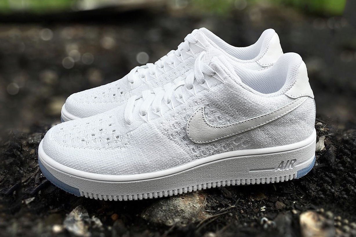 nike air force one white low