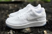 A First Look at the Nike Air Force 1 Flyknit Low White/Ice