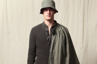 A First Look at Aaron Levine's Debut Collection for Abercrombie & Fitch